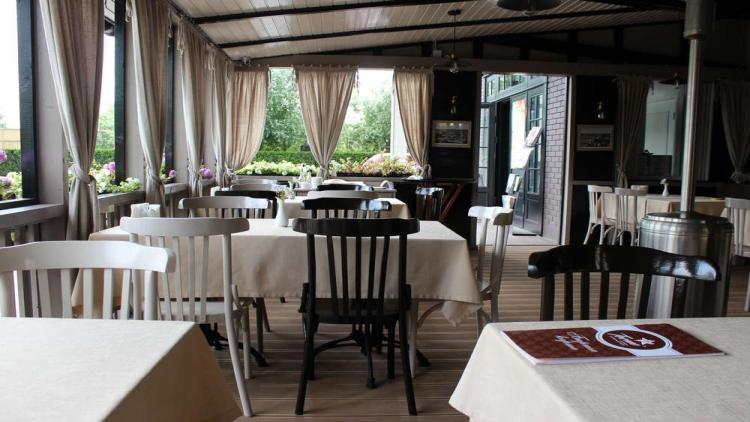 Терраса ресторана